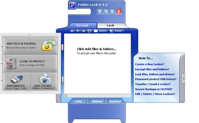 Folder Lock 6.4.2 29