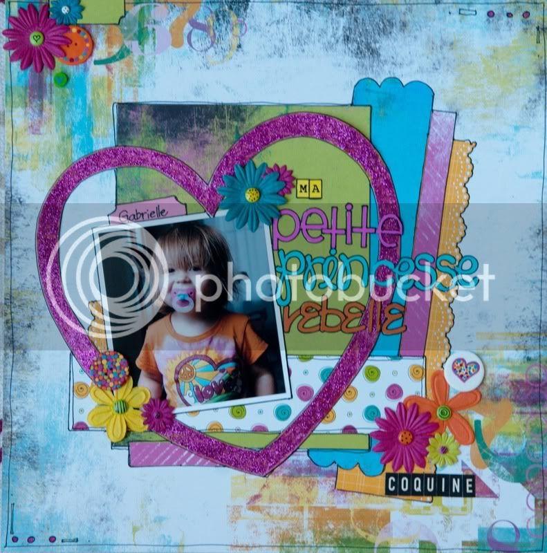 27 décembre Petite princesse rebelle Princesserebelle