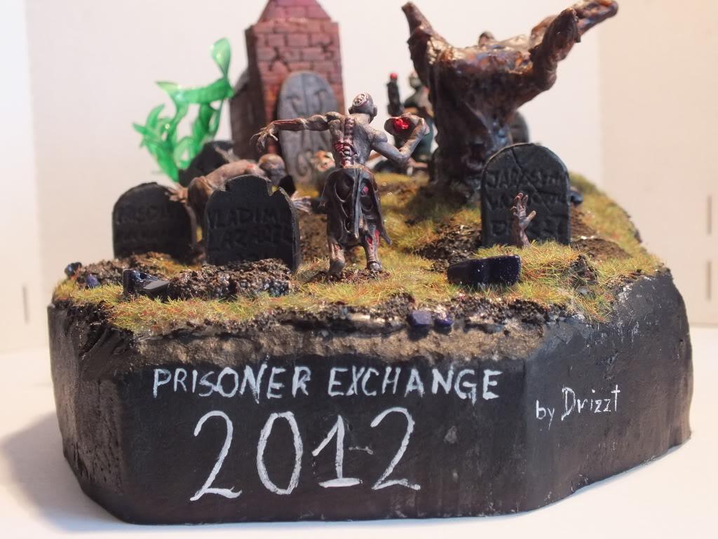 Prisoner Received: Drizzt -> Lazi Diorama03