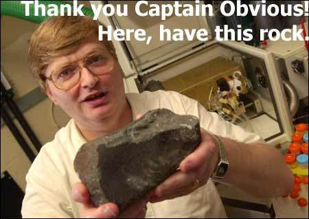 Le meilleur d'entre nous CaptainObvious