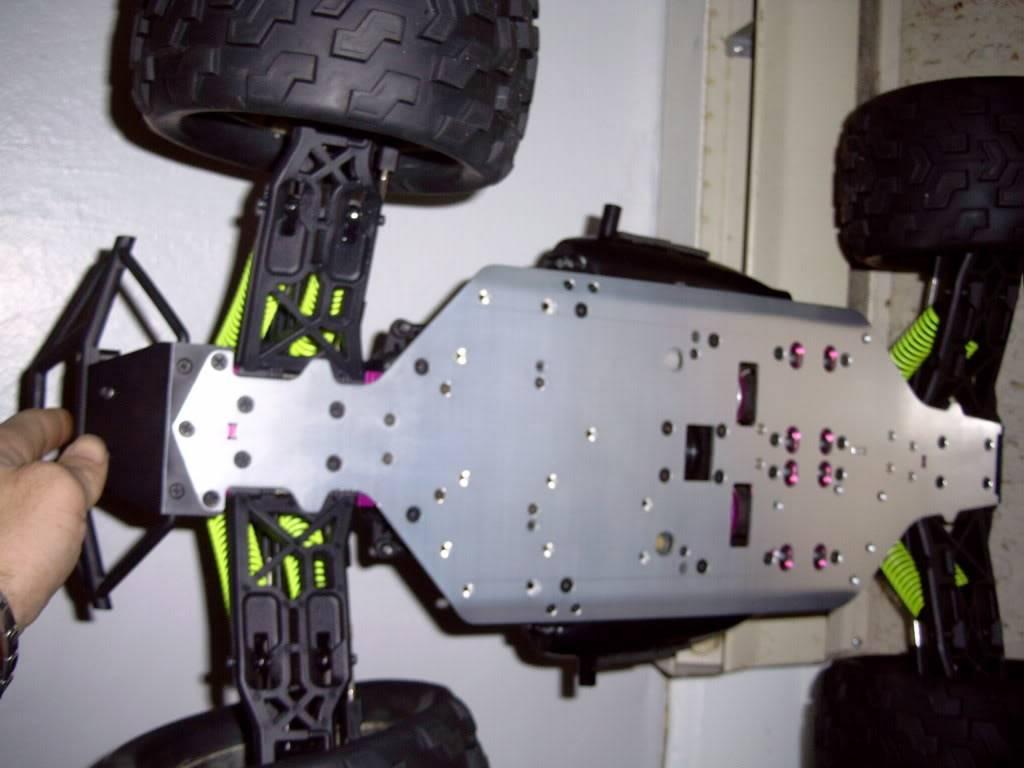 R/C  Team losi / lightning GTX2  twin engine Picture255