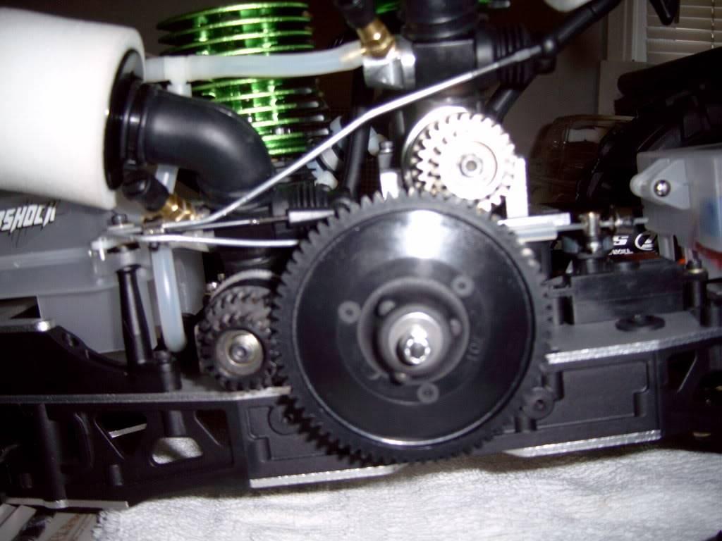 R/C  Team losi / lightning GTX2  twin engine Picture262
