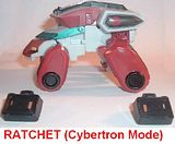 ANIMATED data base Th_RatchetCybertronMode
