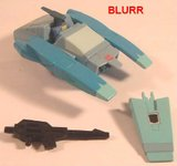 Generation 1 Toy Data Base Th_Blurr