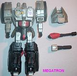 Titanium data base Th_Megatron