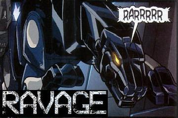 RAVAGE Through Other Forums