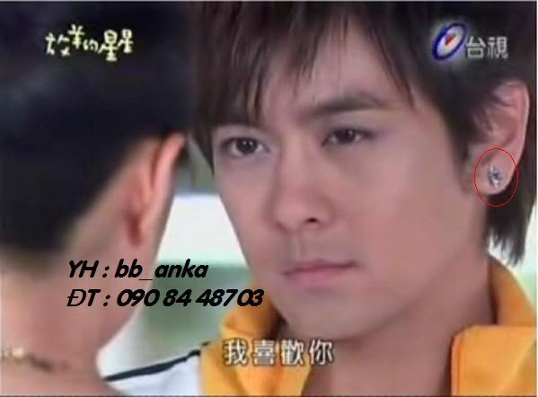 HCM_Trang Sức Trong Phim_Bông Tai Định Mệnh  ►Phim LucKy Star ◄ Aaaa