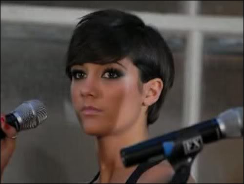 SCREENCAPS of Frankie Sandford Made By Amoun 4055097648a9459500449l