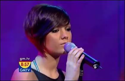 SCREENCAPS of Frankie Sandford Made By Amoun 4055097648a9749945468l