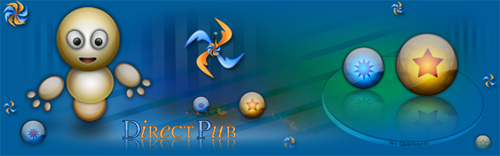 Direct Pub (+250 Membres) HeaderDirectPubMini