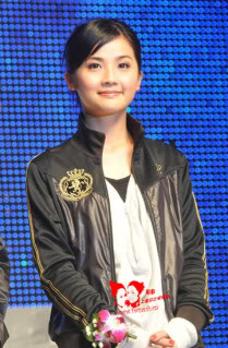 Charlene Choi misses fellow Twins member Gillian Chung, but it hasn't stopped her own popularity from rising 6_130