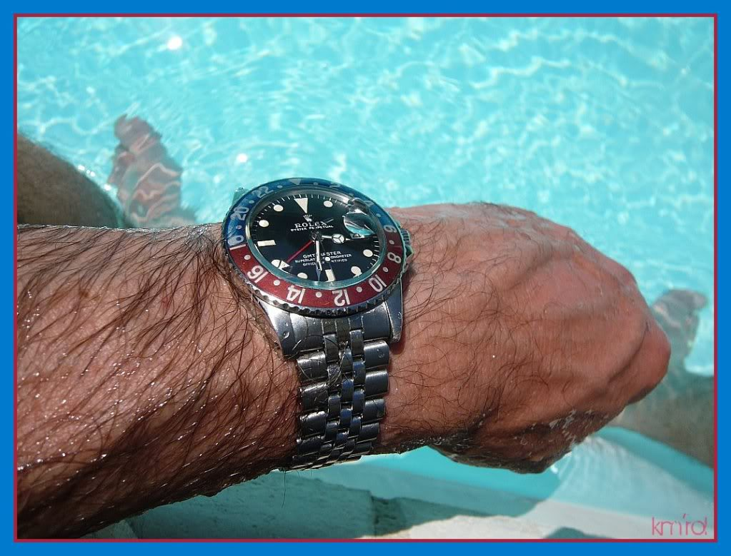 Quelle montre portez-vous à la piscine ? 1675-4