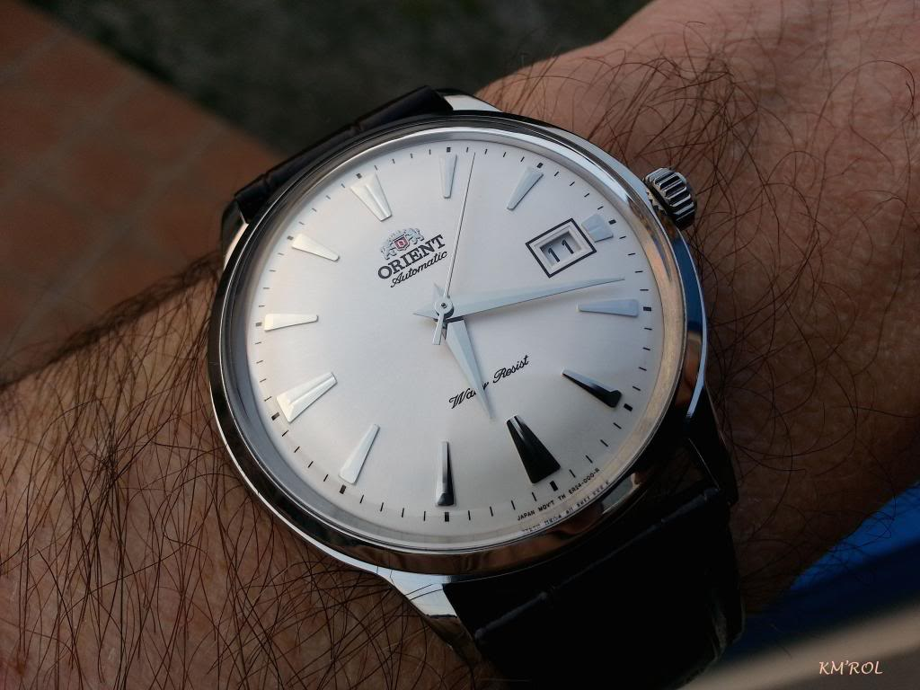 Une montre pour mes 40 ans. Bambino10_zpsdb4c2565