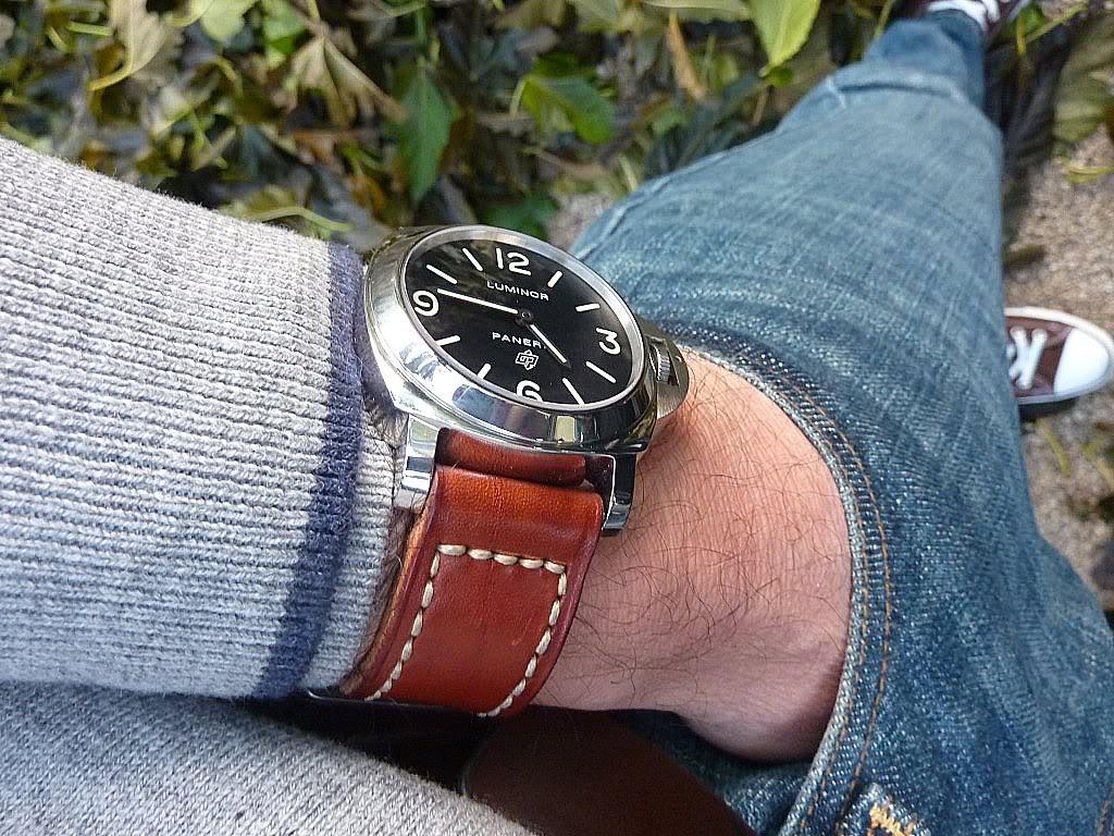 Le wrist-pocket-shoe wear topic multi-marques [tome I] PAM00000-1