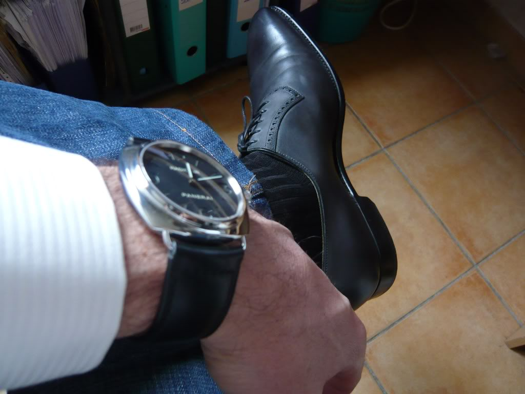 Le wrist-pocket-shoe wear topic multi-marques [tome I] PAMALTAN