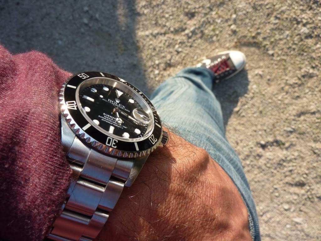 La montre du vendredi 9 Octobre 2009 SUBLV166102