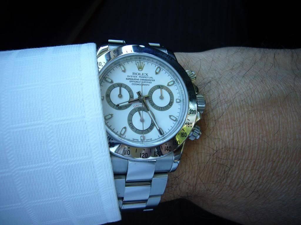 Daytona - Quelle est la montre qui a fait votre joie en 2008 ? - Page 3 Dayto7