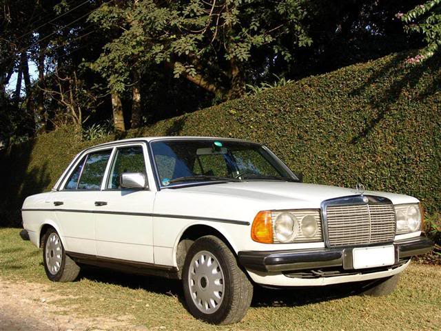 W123 250 1981 - R$ 17.999,00 (VENDIDO) MercedesFrlatdir