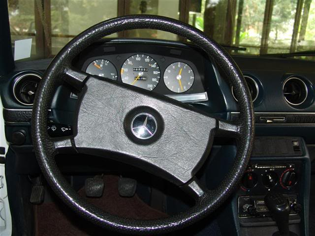 W123 250 1981 - R$ 17.999,00 (VENDIDO) Mercedespainelmotorista