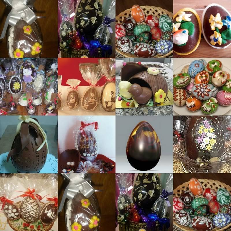 Happy Easter to every one!!! Collage