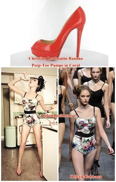 Glamour US Marzo 2010 Style Dolcegabbana