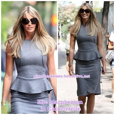 Celebrities en dvb o Dresses Collection - Page 5 Ellemacpherson