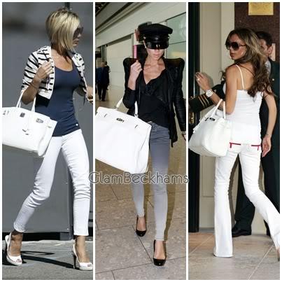 Victoria's Bags Hermesblanco