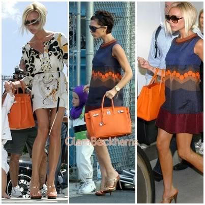 Victoria's Bags Hermesorange