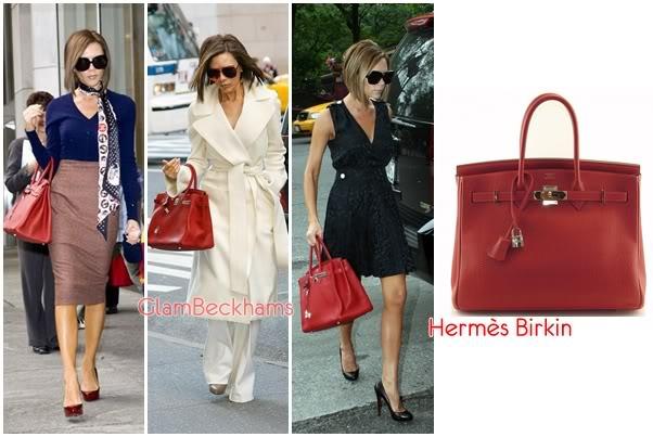 Victoria's Bags Hermesrojo