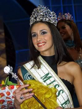 Miss Earth titleholder for the 1st decade... 2002missearthdzejla_glavovic