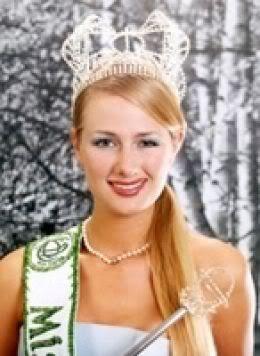 Miss Earth titleholder for the 1st decade... Denmark