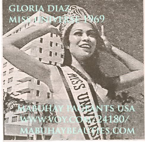 your favorite miss universe in the 60's? 1-5