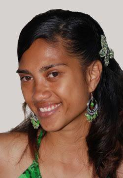 miss cook islands 2009 front-runner Belinda20Nganu202S