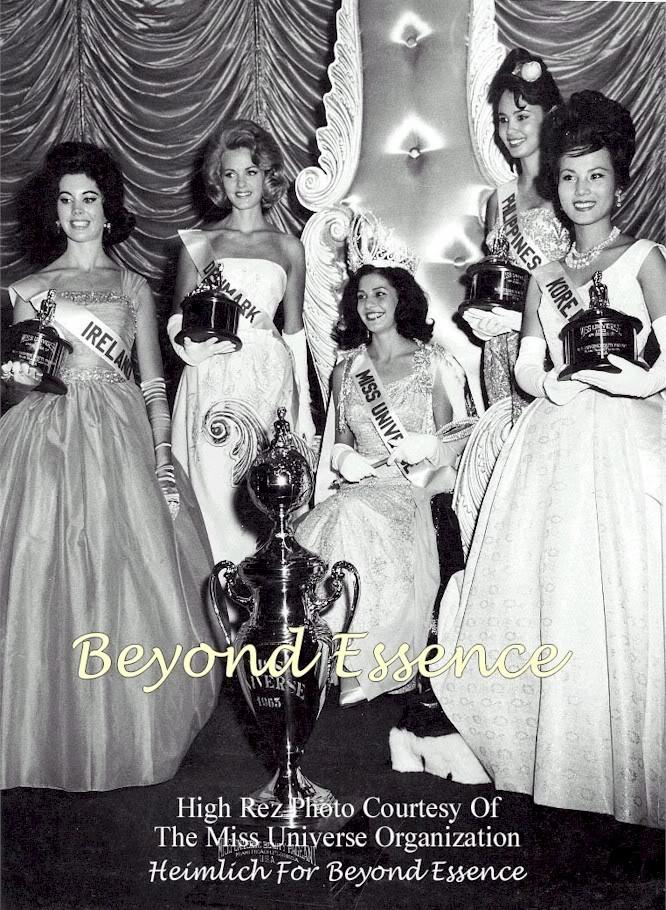 Miss Philippines Universe 1963: Lalaine Betia Bennett (MU 63' 3rd runner up) LalaineBennett4