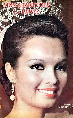 your favorite miss universe in the 70's? MARGIE1copy