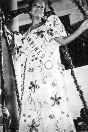 your favorite miss universe in the 60's? G19
