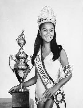 your favorite miss universe in the 60's? G31