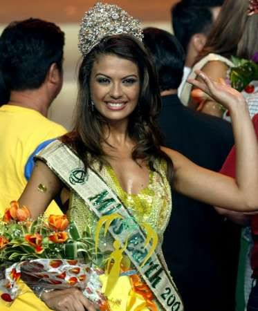 Miss Earth titleholder for the 1st decade... Xin_271001251628589216821