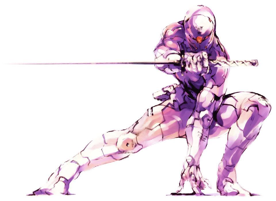 Matsu Asama [Vizard] Mgs-cyborg-ninja