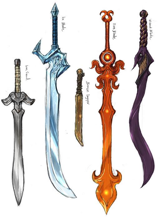 The Vizars v.s. The Demon (MAIN EVENT/BRANCH) Swords