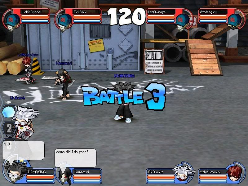 Eternity Vs. LebzCrew  WON!!   ( 9-6 ) RumbleFighter_12132008-112136
