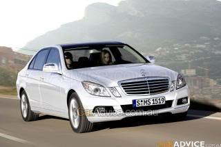 "Ekher ma sadar "" Alakwa wa l Arwa3 wa l Ahdath "" Mercedes-e-class-2009"
