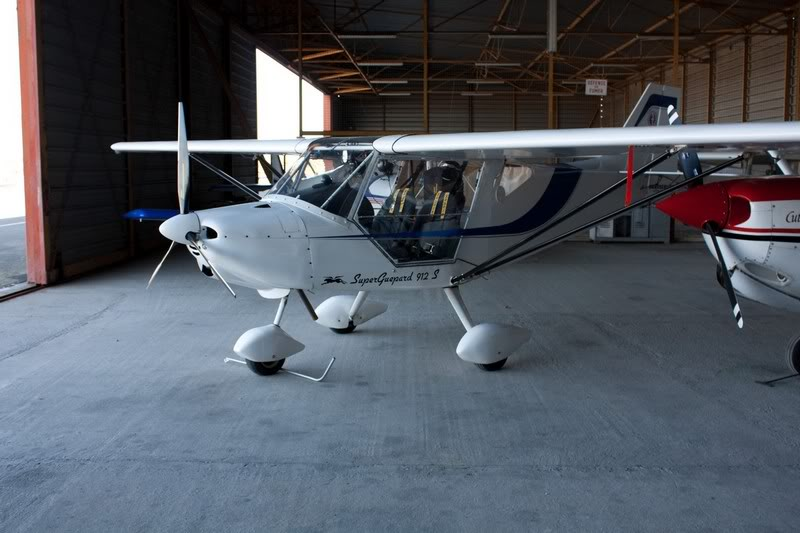 Un vol en ULM ULMSG