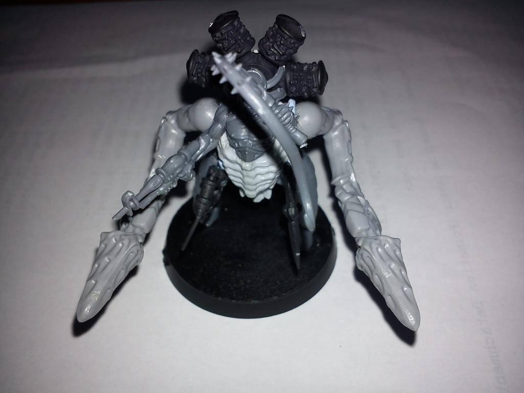 Creating a monster! DSC00696