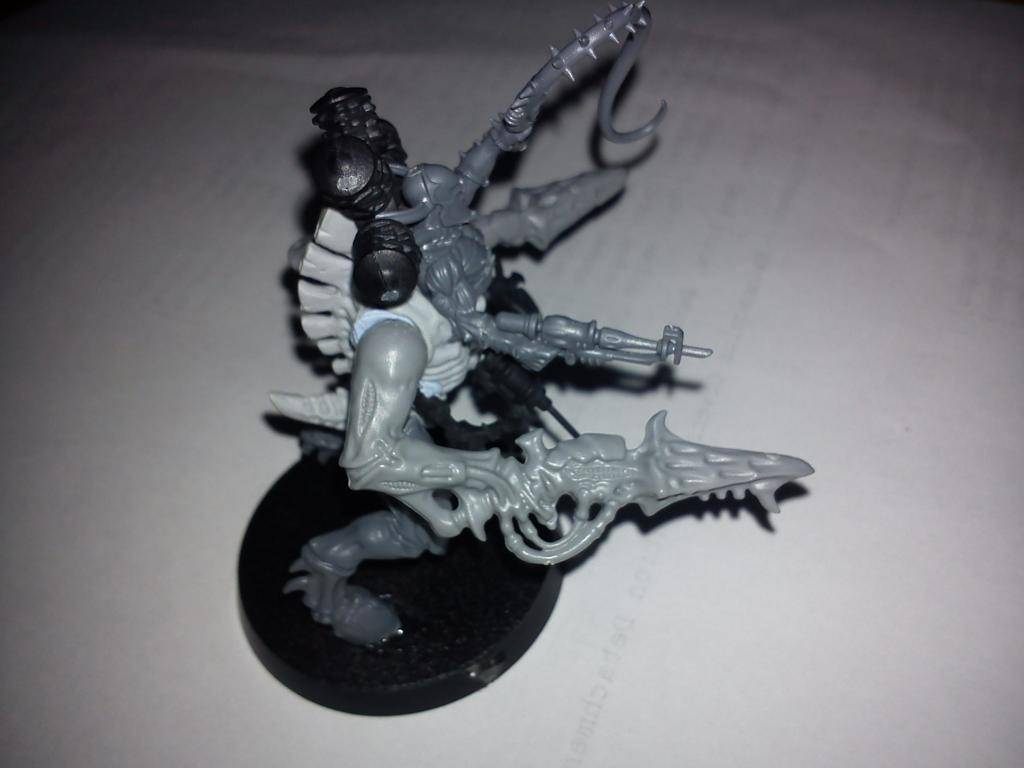 Creating a monster! DSC00698