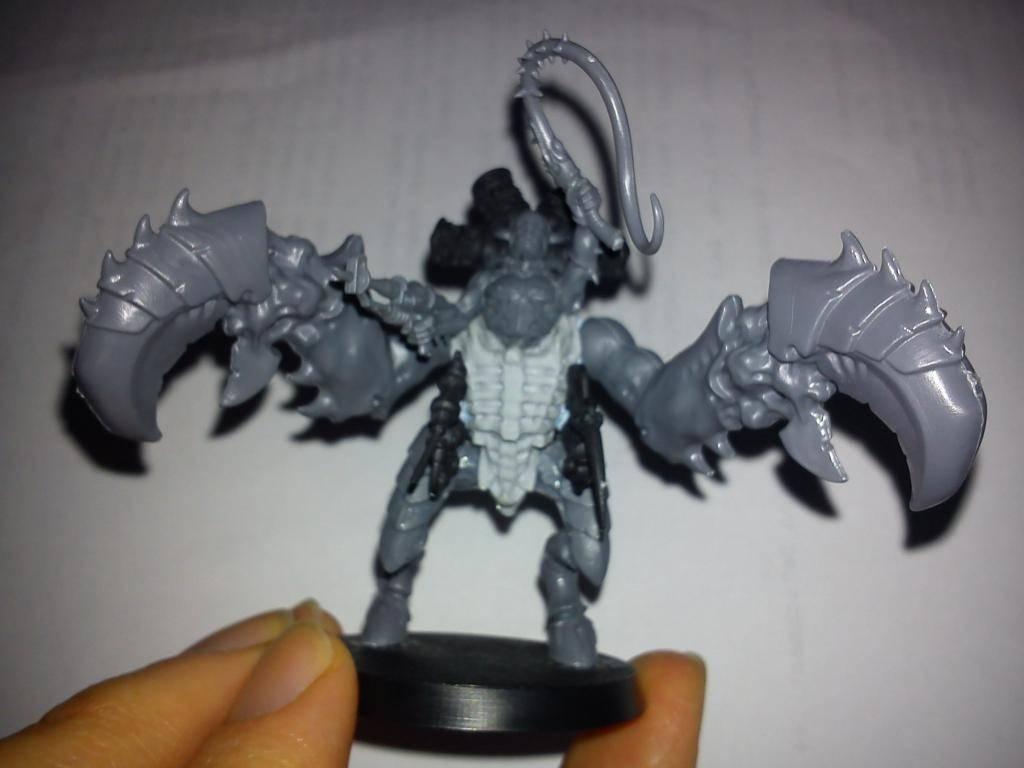 Creating a monster! DSC00699