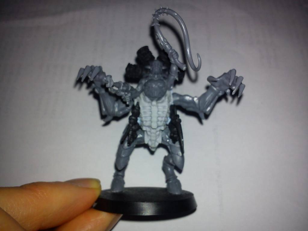 Creating a monster! DSC00703