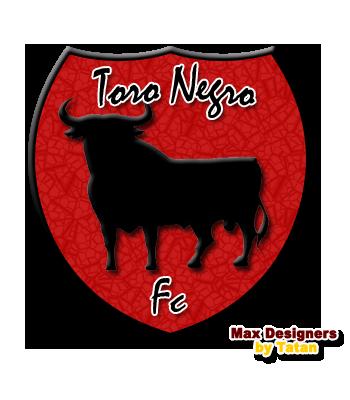 escudo toro negro Escudovl8