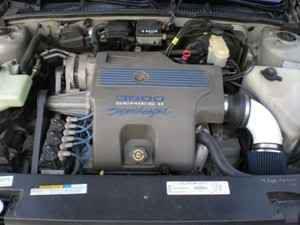 riviera engine bay