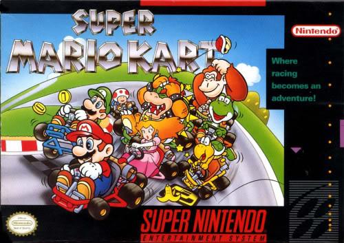 Personajes Mario Kart Wii SuperMarioKart